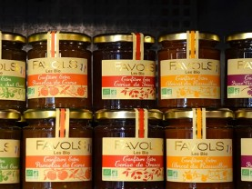 Confiture extra Pomelo Rose...