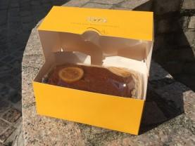 Gâteau aux épices Toussaint...