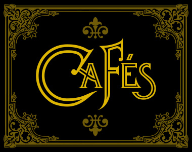 categorie cafés